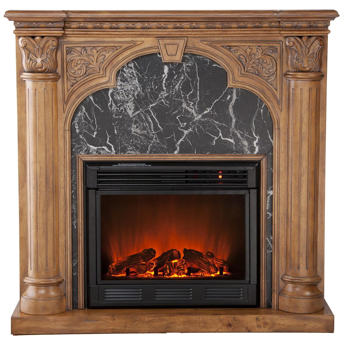 Holly & Martin™ Bedford Electric Fireplace