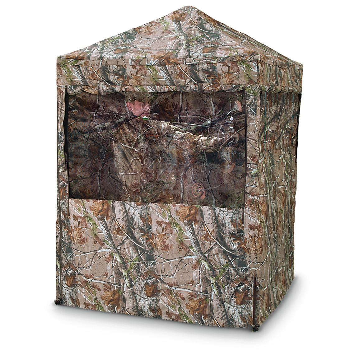 Ameristep® The Switch Ground Blind, Realtree® AP™