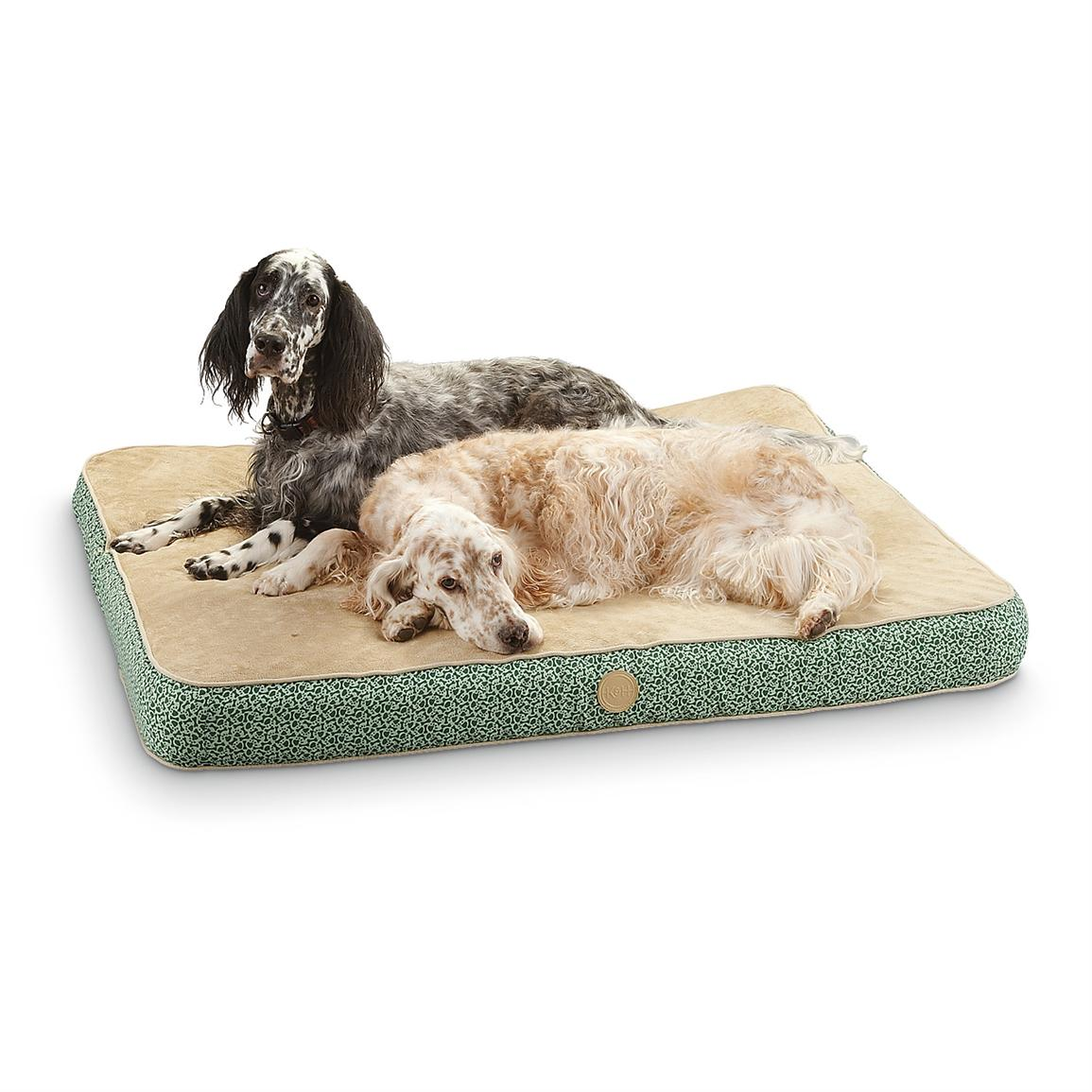 K&H® Superior Orthopedic Bed, Green
