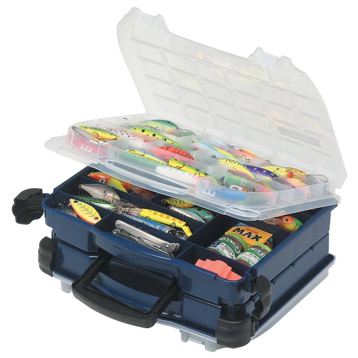 Plano® 3952 Double Cover 2-sided Organizer