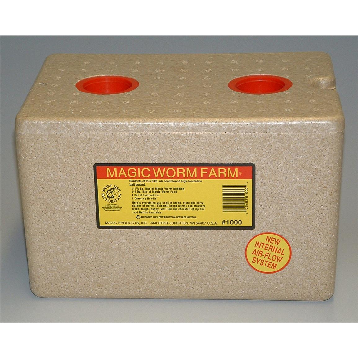 Magic® Worm Farm Kit
