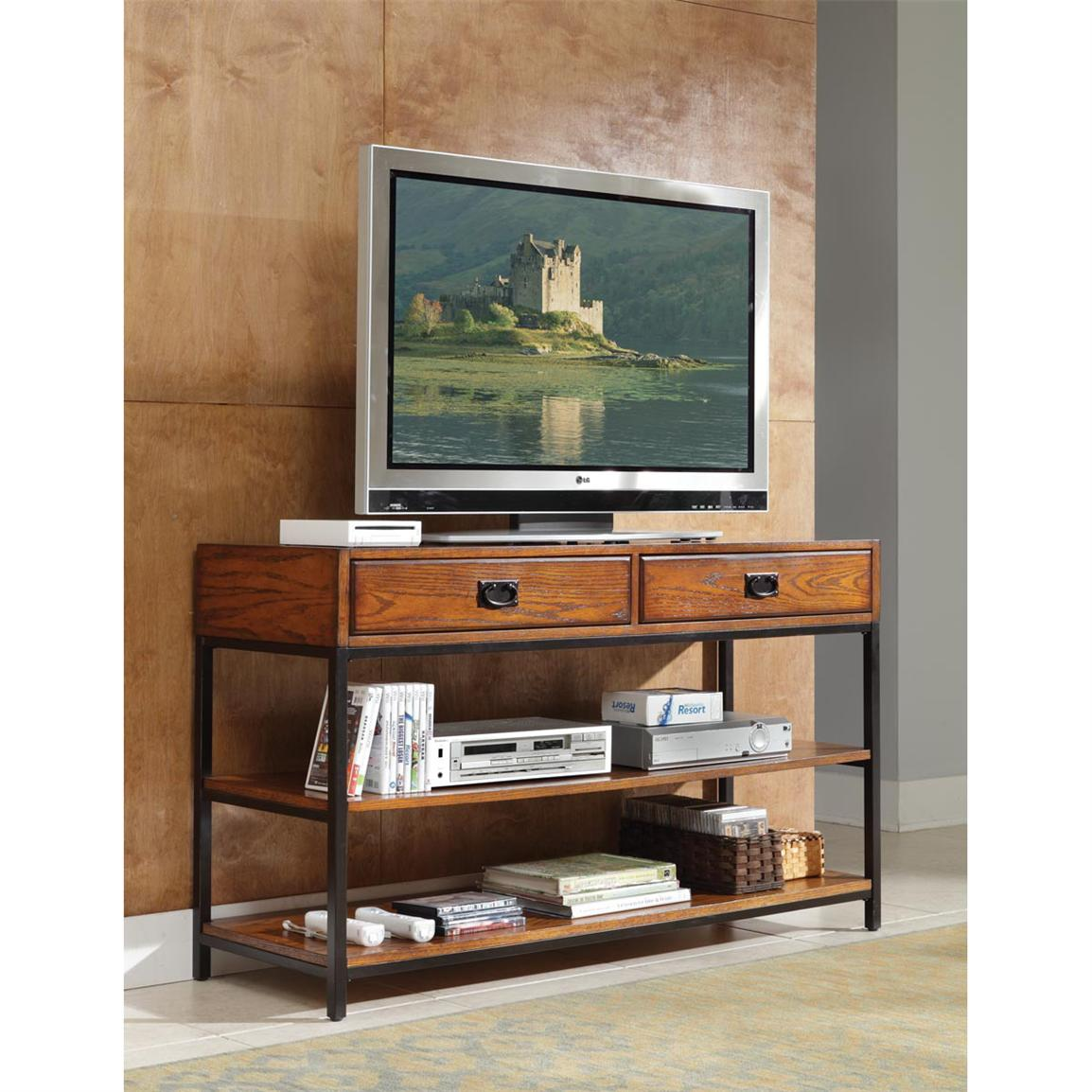 Home Styles™ Modern Craftsman TV Stand
