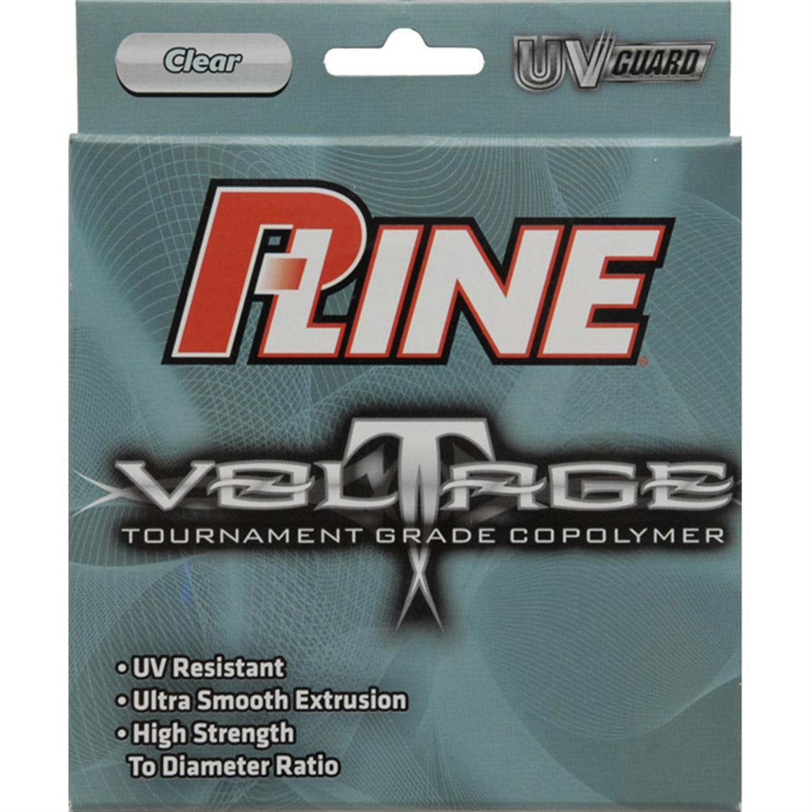 P-Line® Voltage Co-Polymer Fishing Line