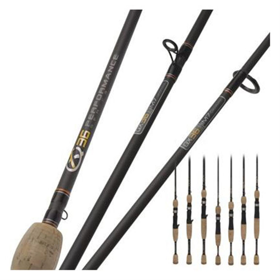 Quantum® QX24® 1-Pc. Spinning Rod