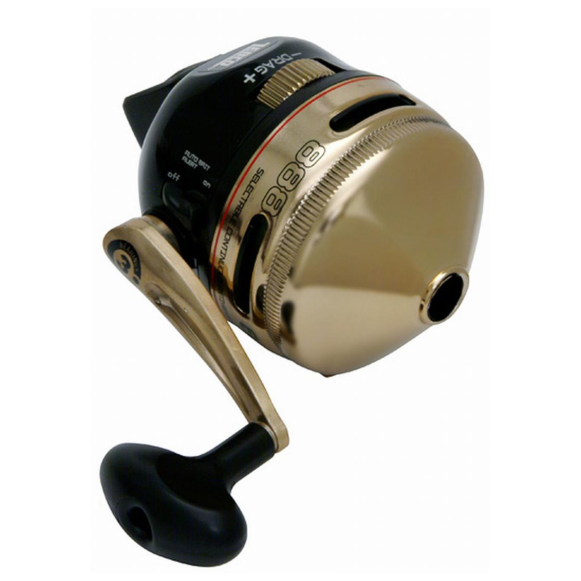 Zebco® Pro Staff® PS888 Spinning Reel