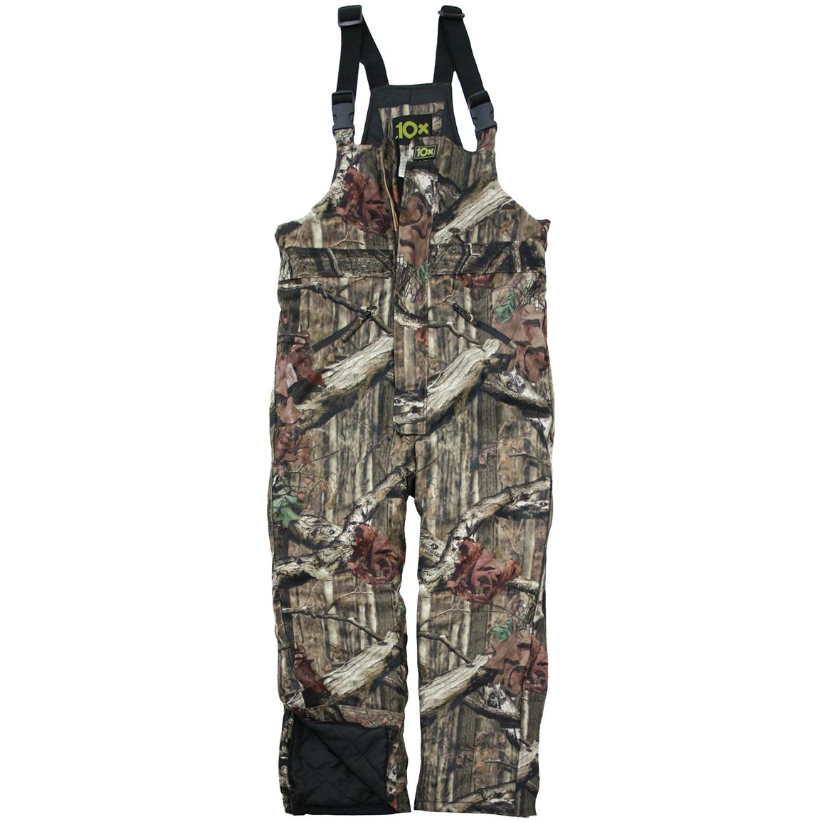 Walls® Extreme Series Waterproof 10X Thinsulate™ Insulated Camo Overalls, MOBU Infinity