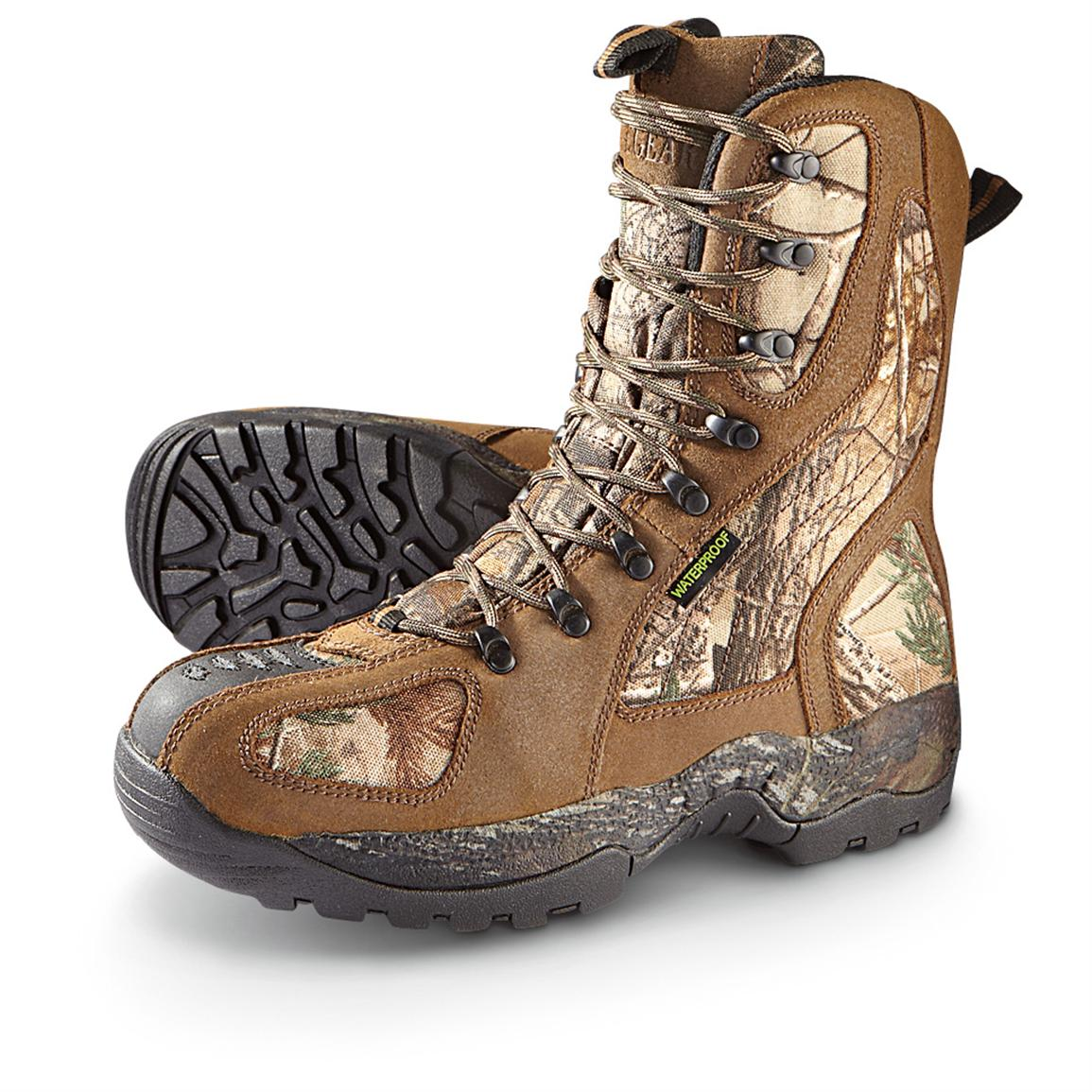 Men's Guide Gear® Waterproof 1,000 Gram