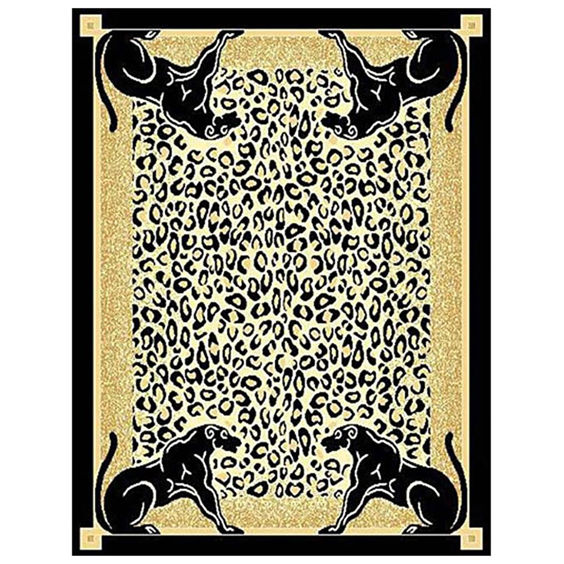 Panther Area Rug