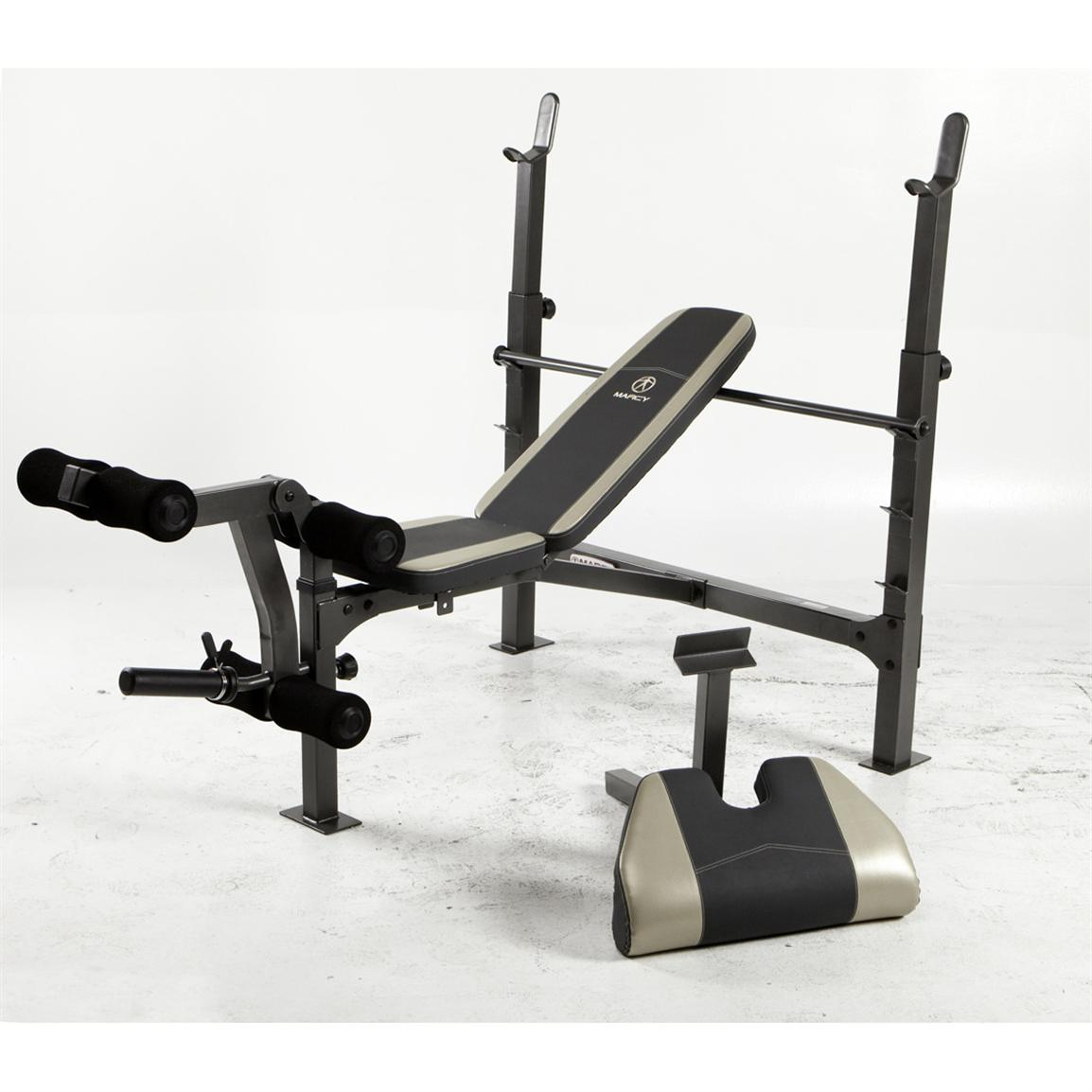 Marcy® Olympic Bench