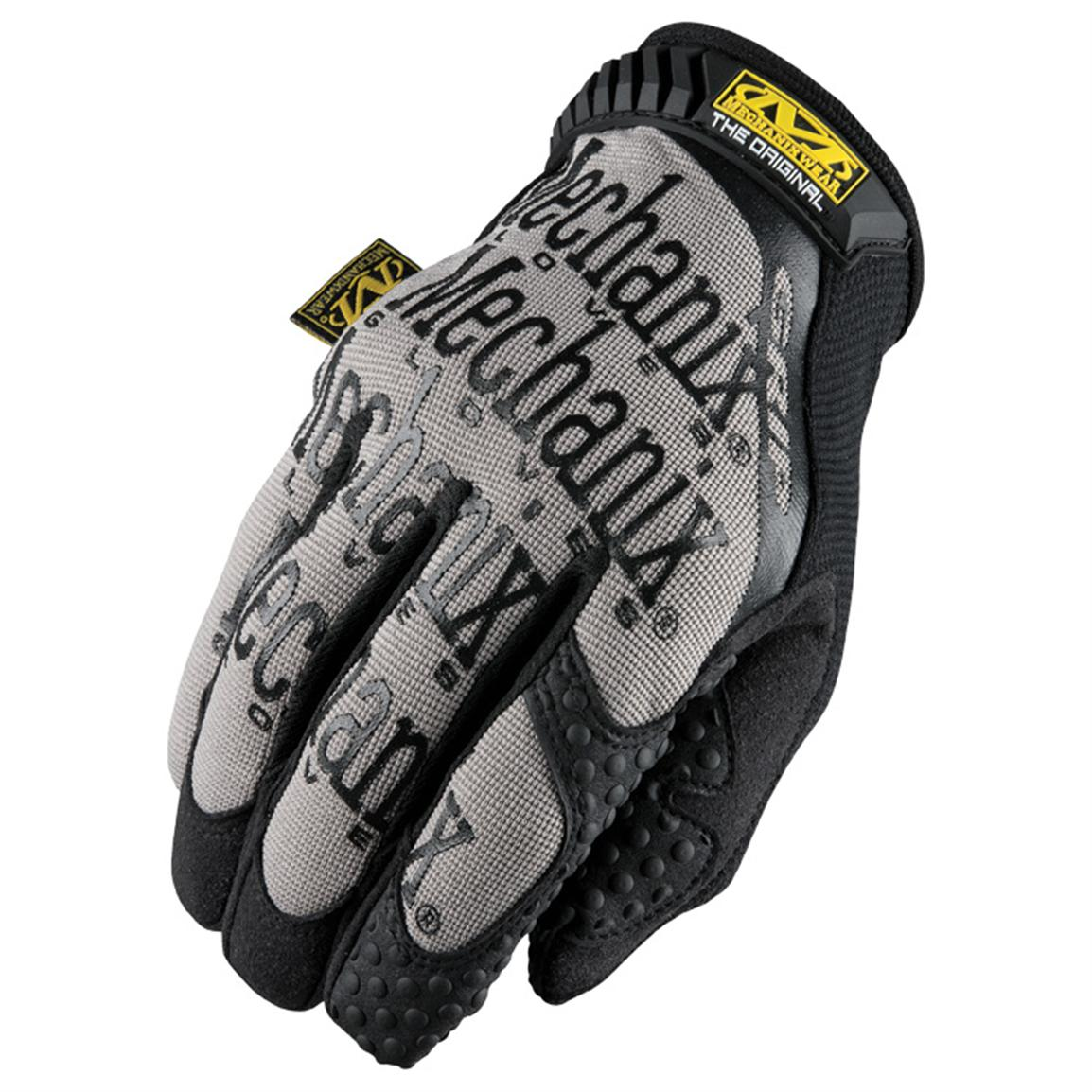 Mechanix Wear® The Original® Grip Gloves, Black