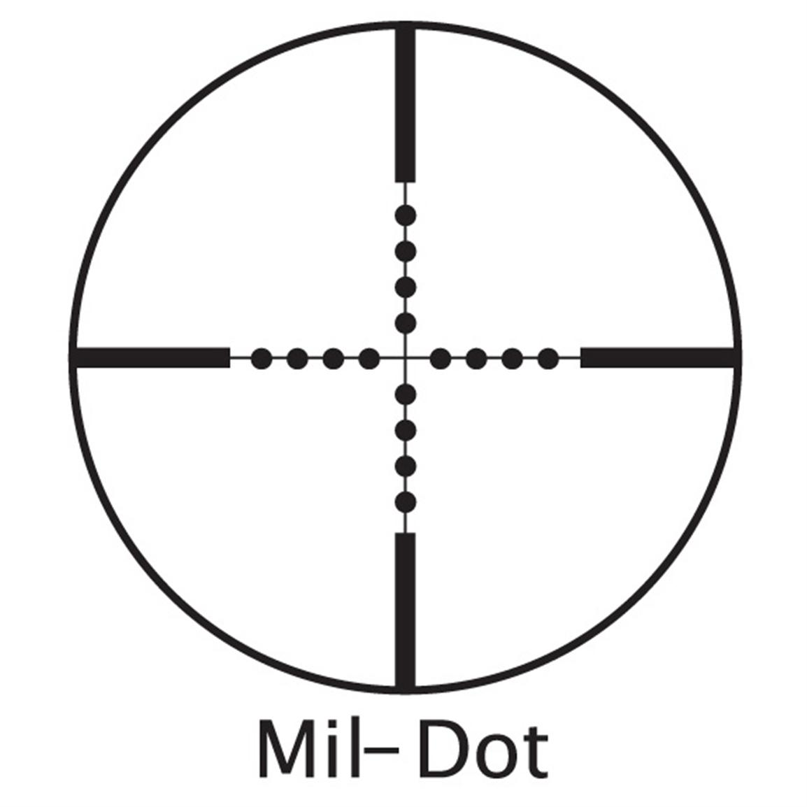 Mil. Dot Reticle