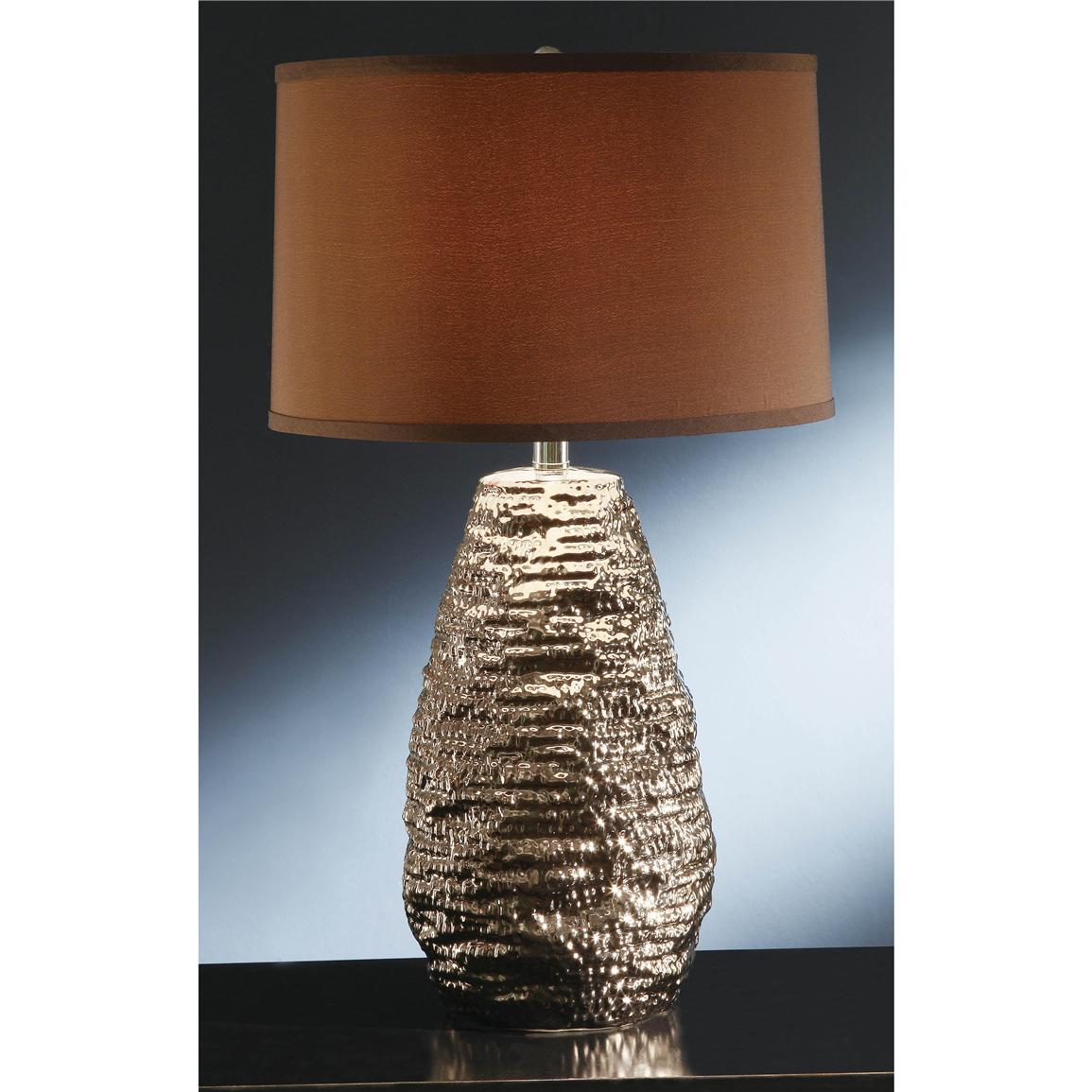 Wrapped Ceramic Table Lamp from Crestview Collection