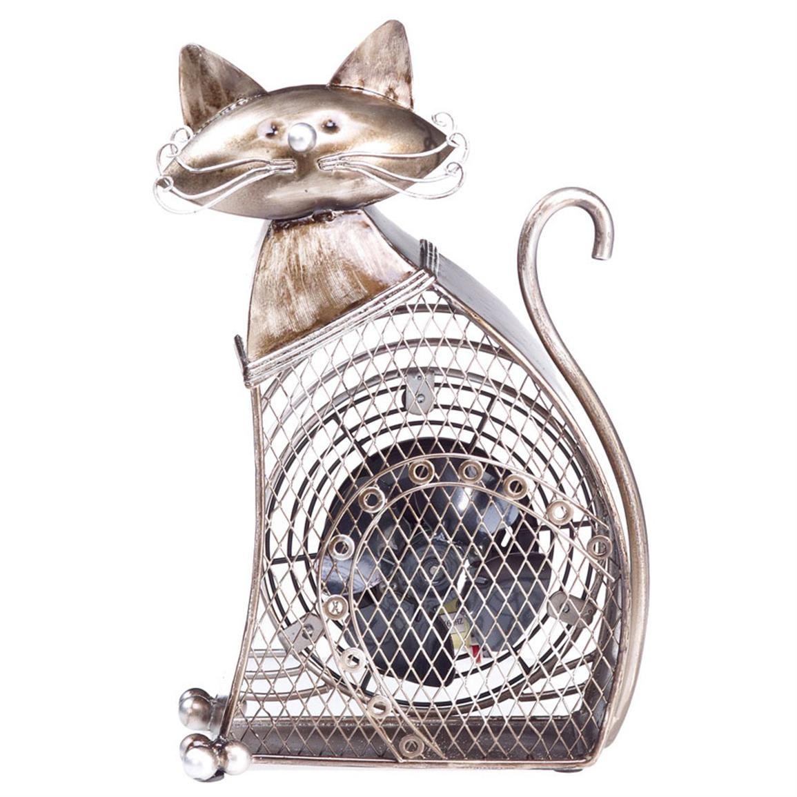 Mini Cat Fan From Deco Breeze 174 227910 Air Conditioners