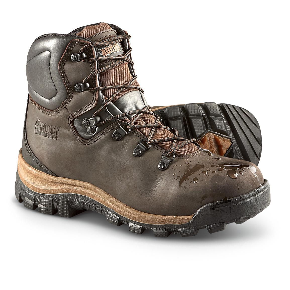 Men's Rocky® Waterproof Core Hikers