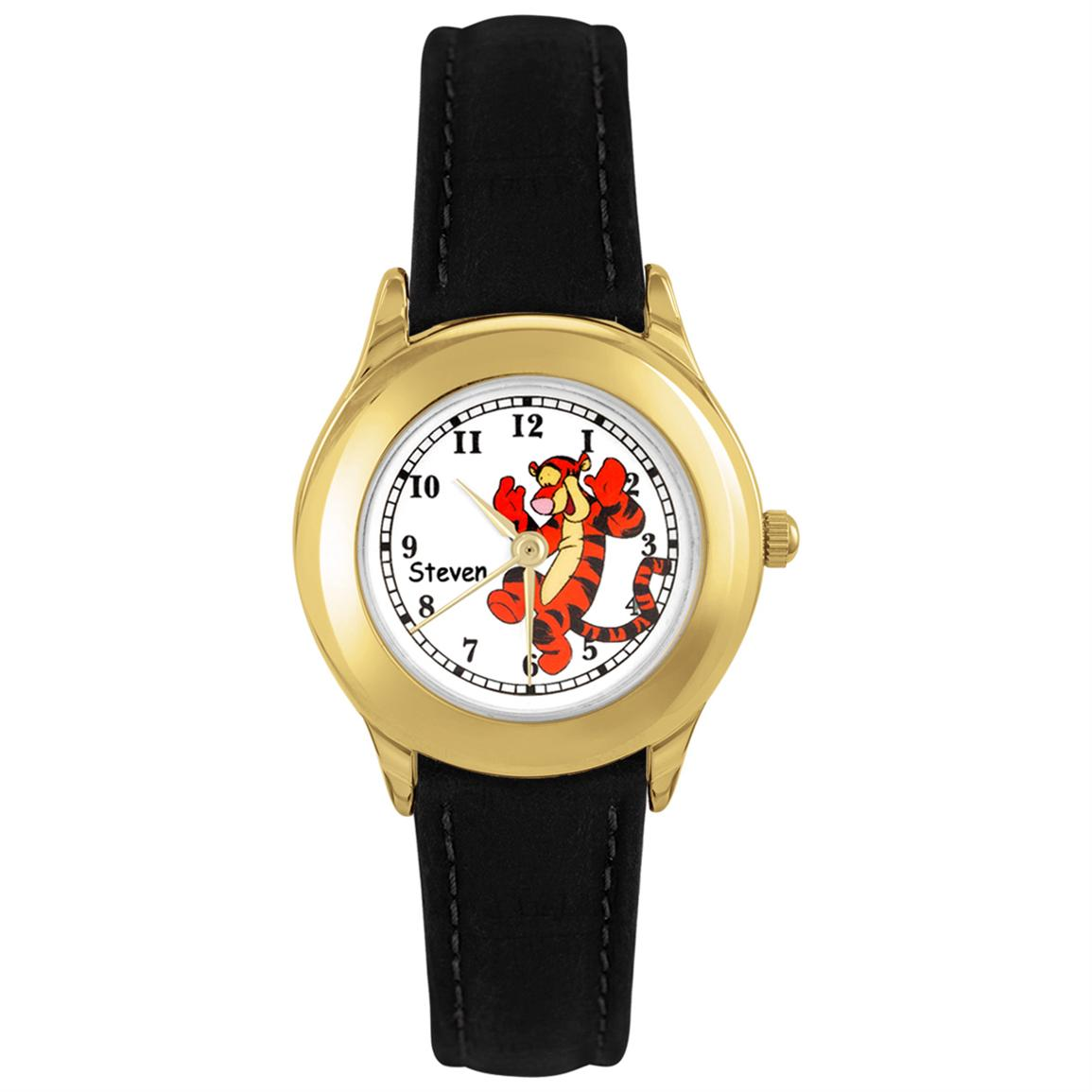 Disney® Personalized Tigger Watch