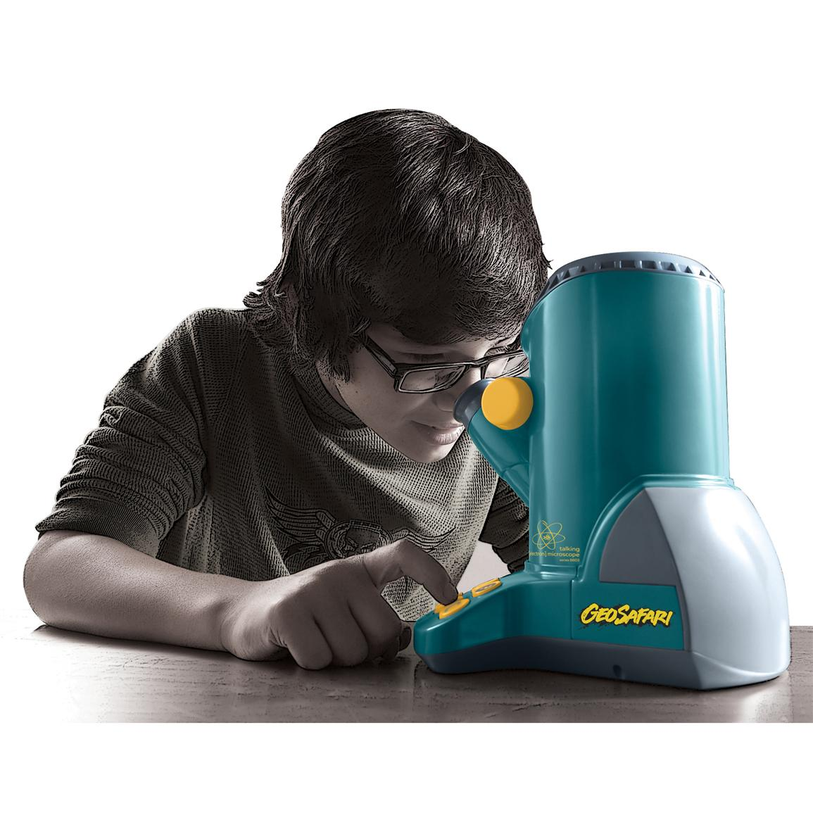 Educational Insights® GeoSafari® Talking Electron Microscope