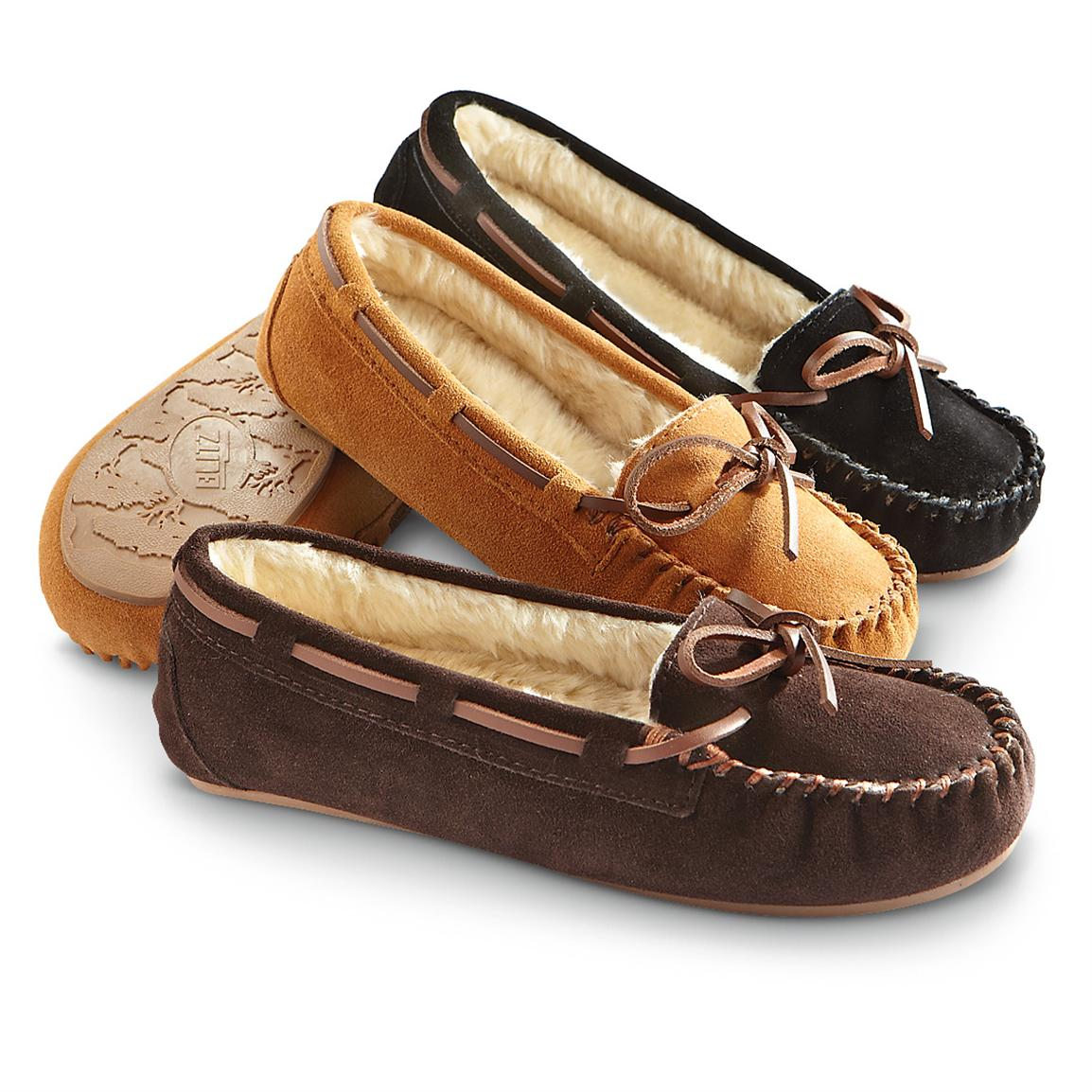Moccasins Womens Shoes
