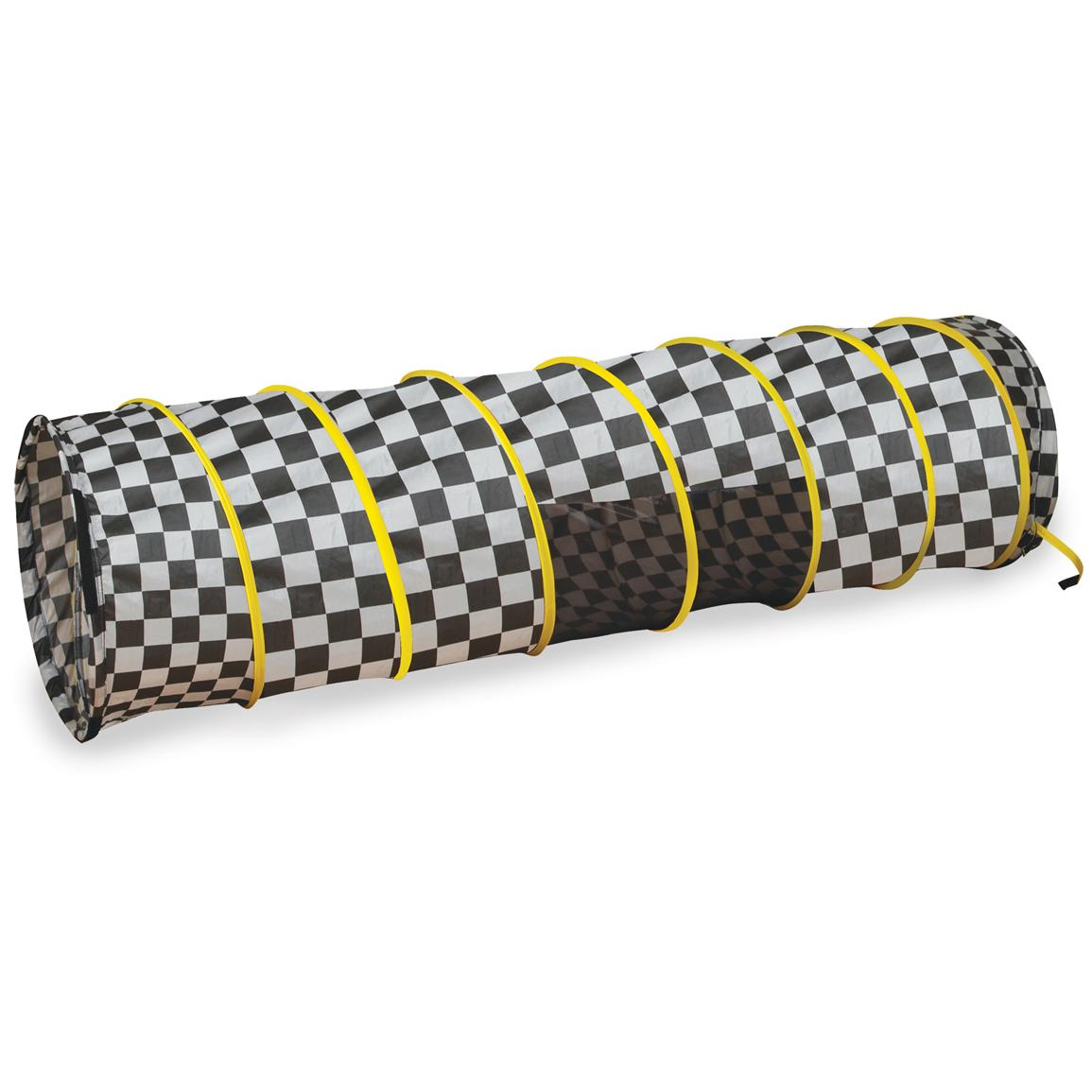 Pacific Play Tents® Pit Stop Garage Tunnel