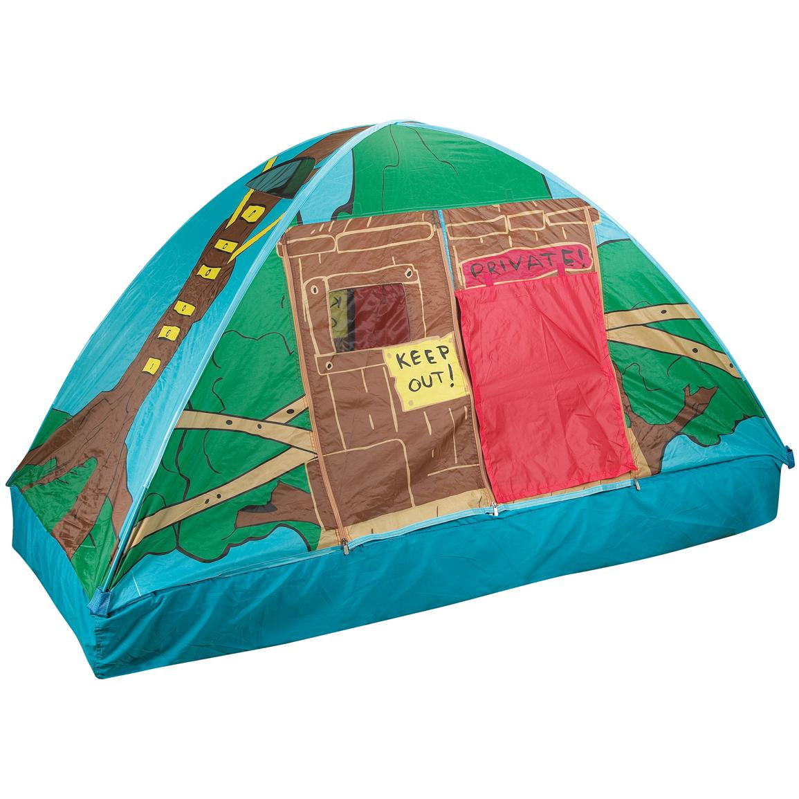 Pacific Play Tents® Treehouse Bed Tent