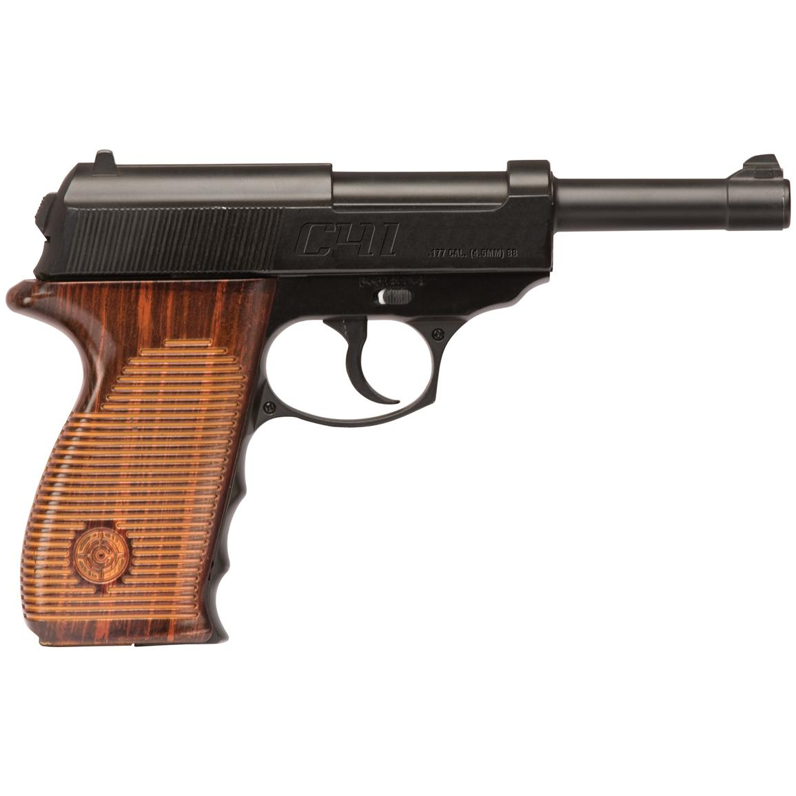 Crosman® C41 .177 Cal. CO2 Air Pistol