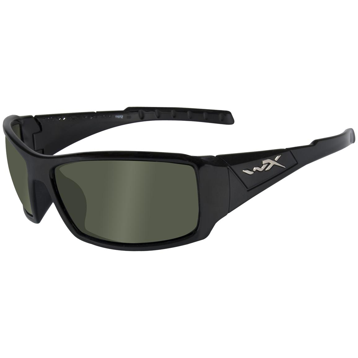 Wiley X® Twisted Street Polarized Sunglasses, Green