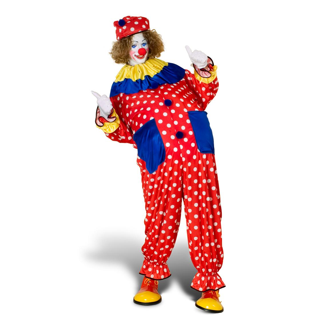 Lava Diva® Clown Costume