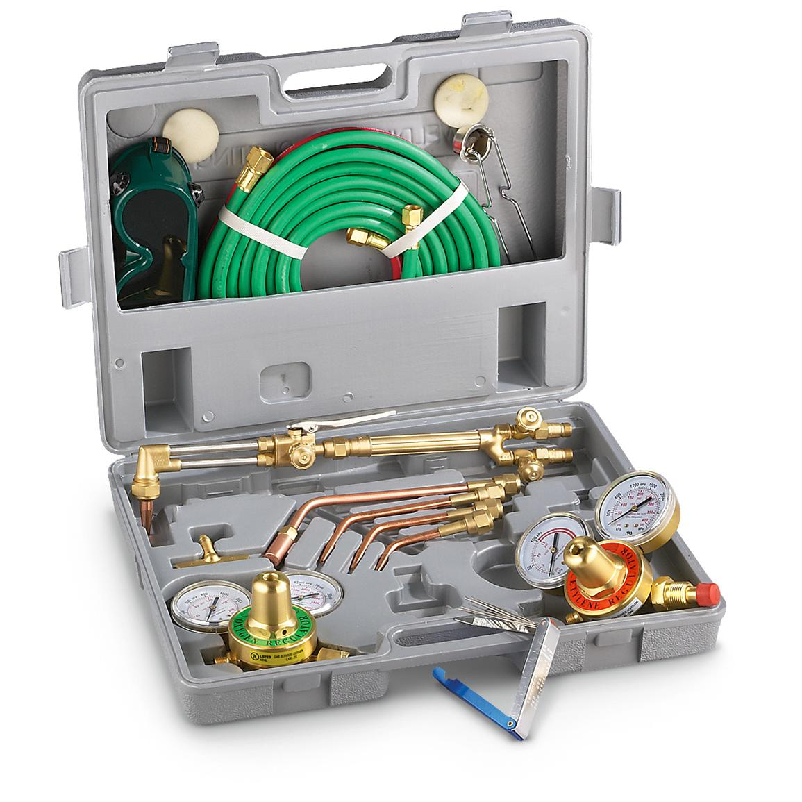 Yukon Tool Complete Victor Style Welding and Cutting Kit