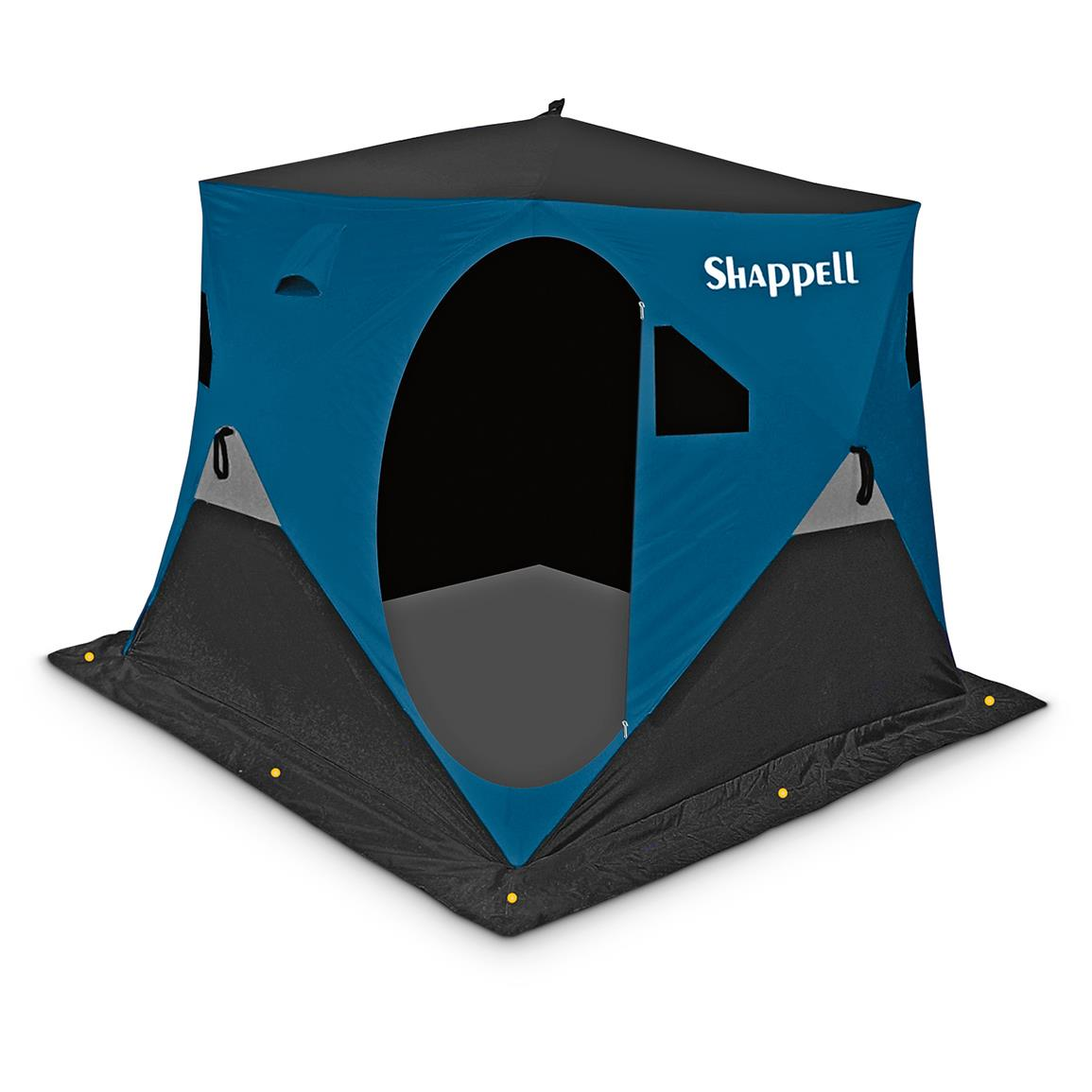 Shappell Wide House 5500 Ice Fishing Shelter