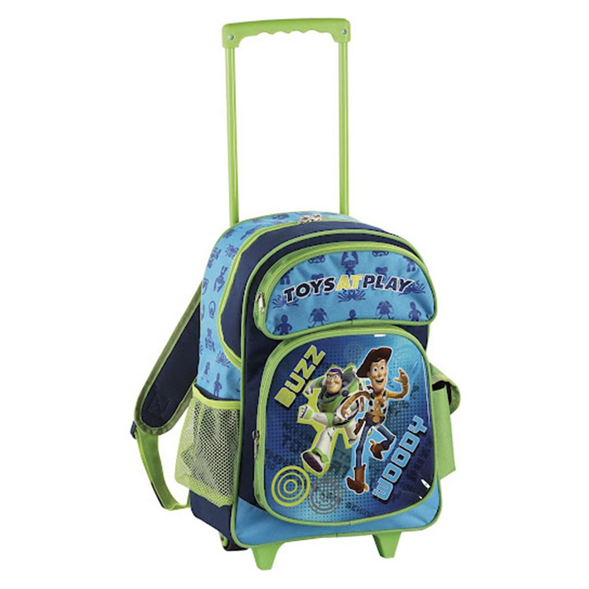 Disney® by Heys® 17 inch Toy Story Rolling Backpack