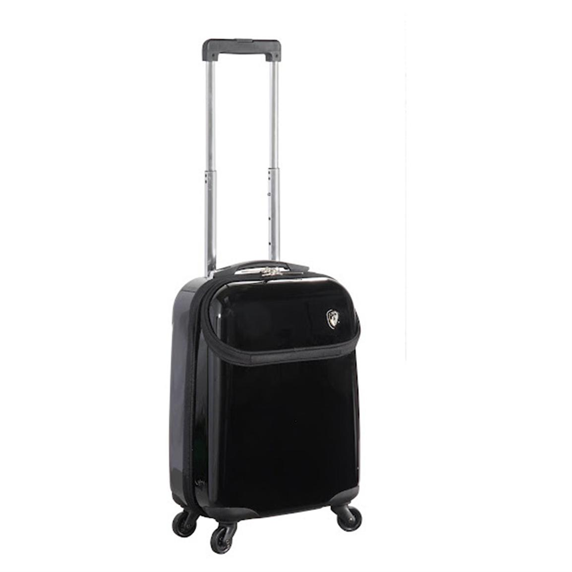 Heys USA® EZ Computer Case 21 inch Carry-On Case, Black