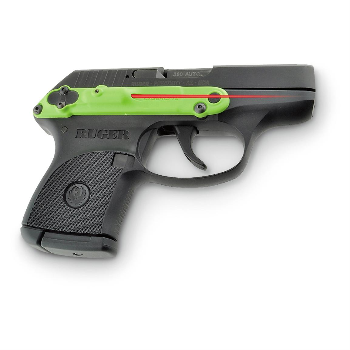 LaserLyte® Side-mount Green Zombie Laser for Ruger® LCP®
