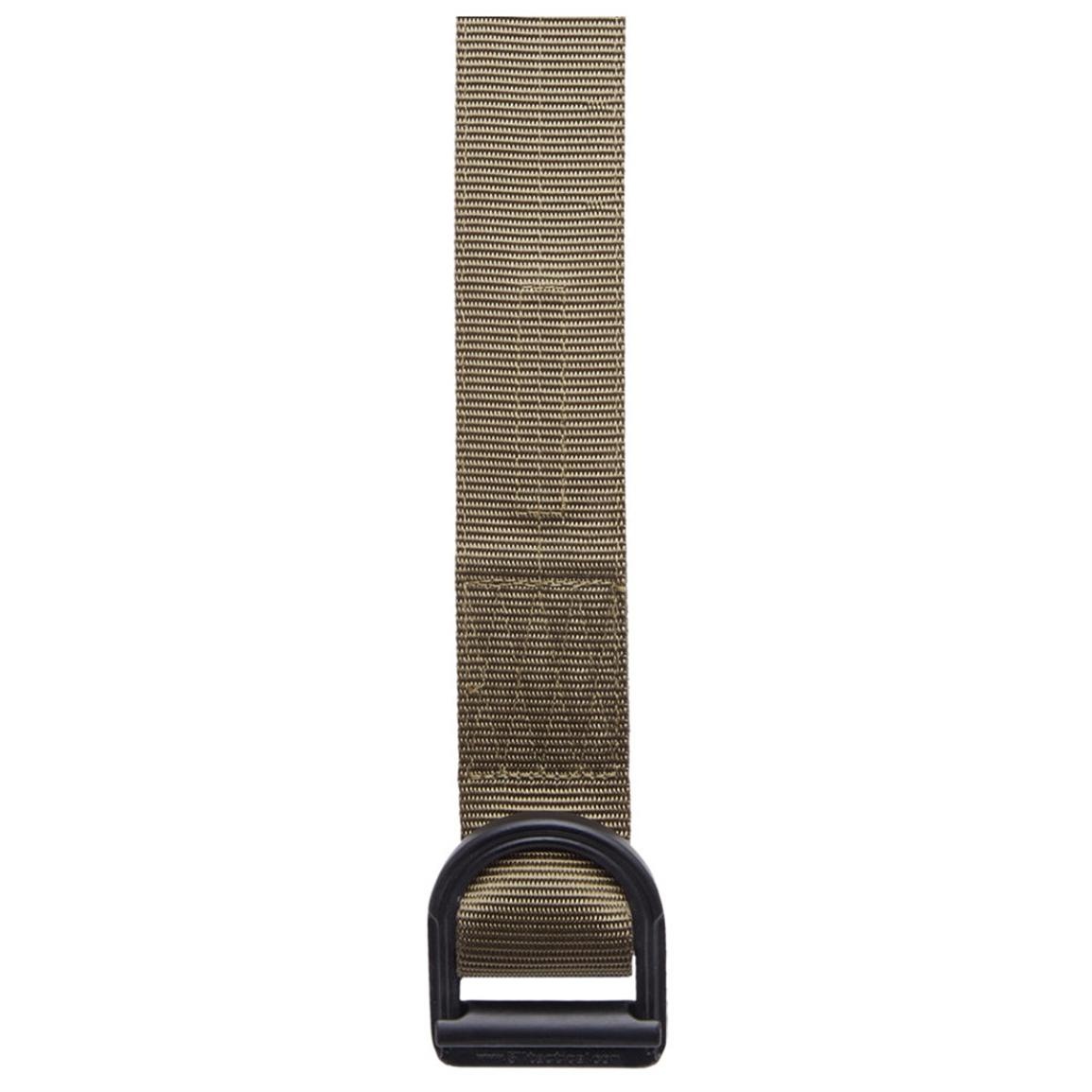 "5.11 Tactical 1 3/4"" Wide Operator Belt, Coyote Brown"