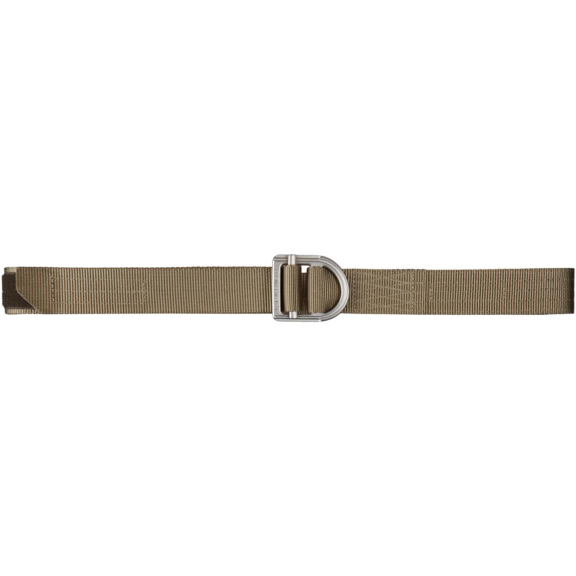 "5.11 Tactical 1 1/2"" Wide Trainer Belt, Sandstone"