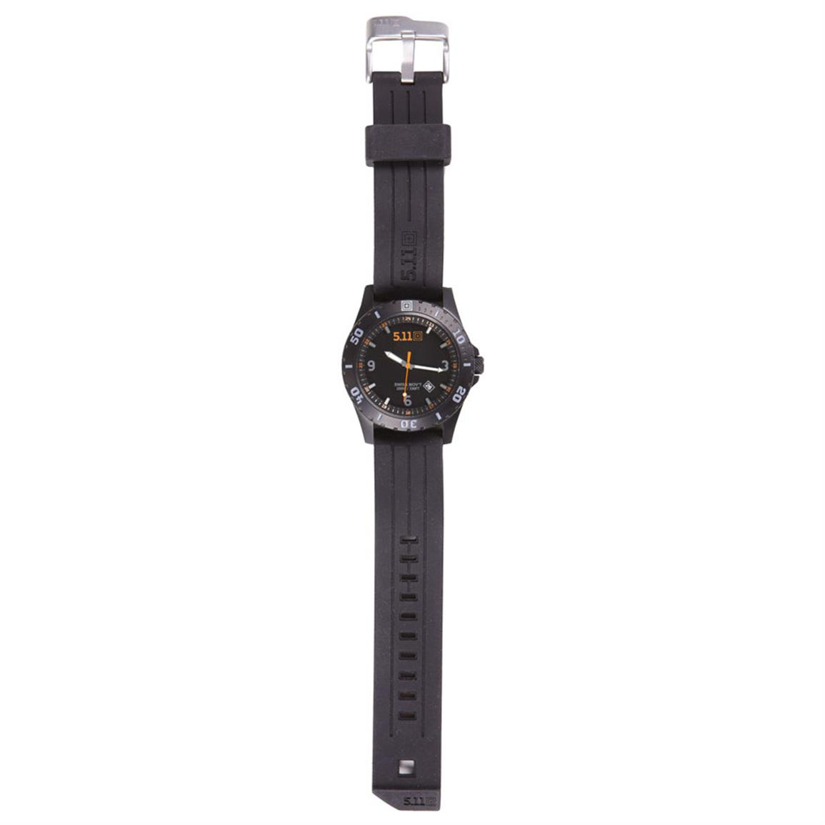 5.11 Tactical® Sentinel Watch, Black
