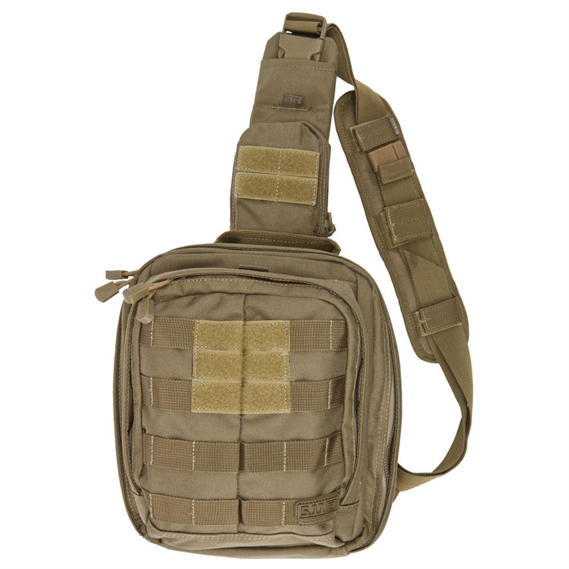 5.11 Tactical® RUSH MOAB 6 Pack, Sandstone