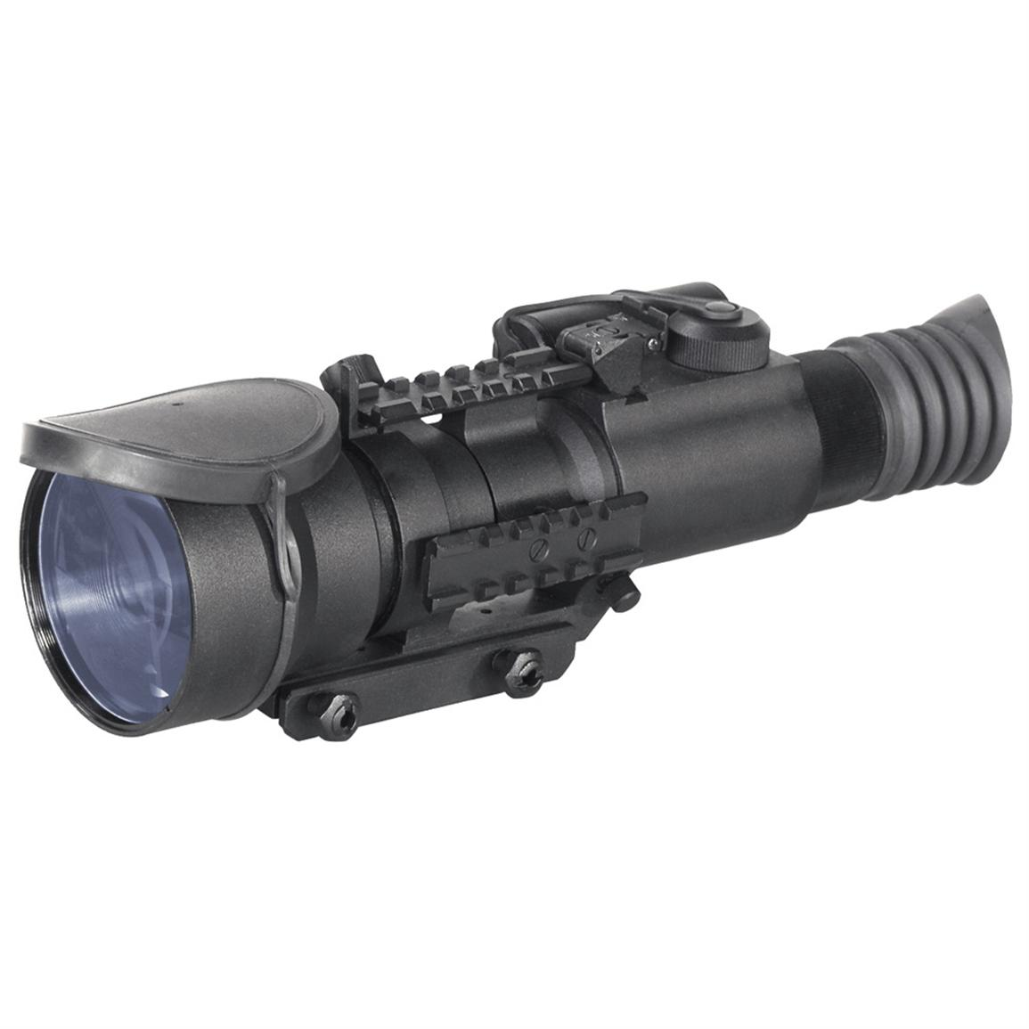 Armasight® Nemesis4 - SD Gen 2+ Night Vision Riflescope