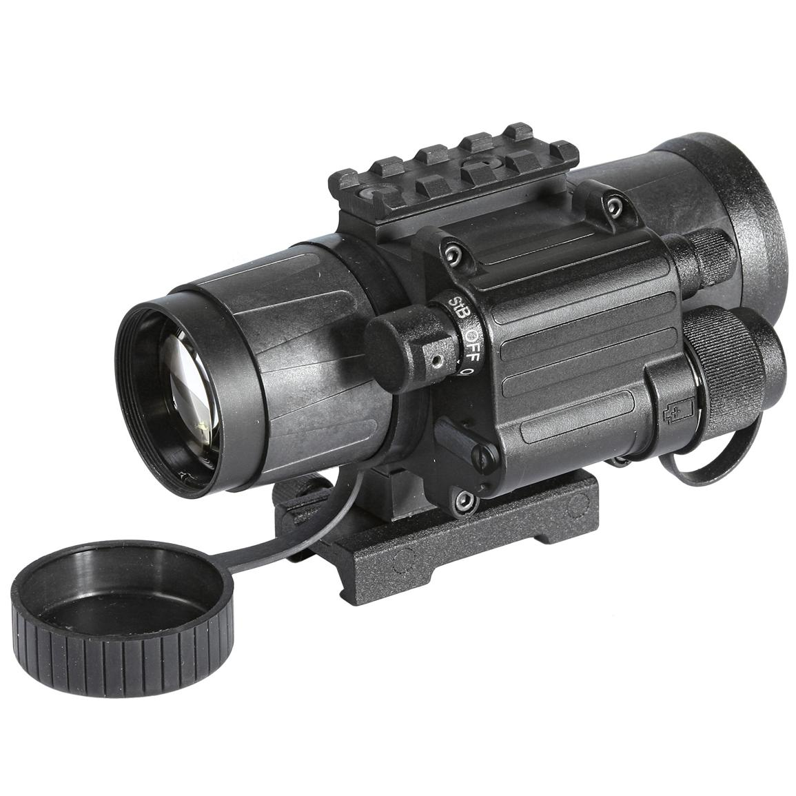 Armasight® CO-Mini-HD Gen 2+ High Definition Day / Night Vision Clip-On System