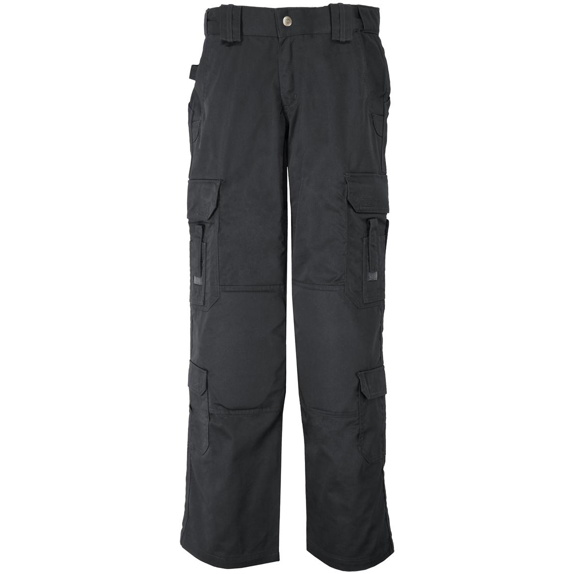 Women's 5.11 Tactical® EMS Pants, Black