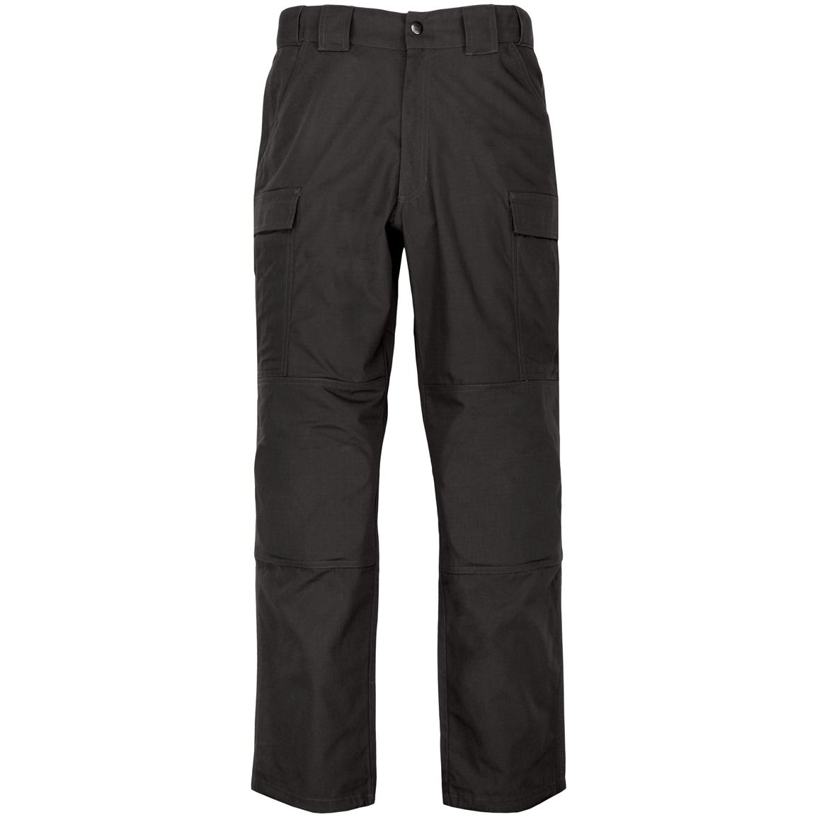 Men's 5.11 Tactical® Ripstop TDU® Pants, Black