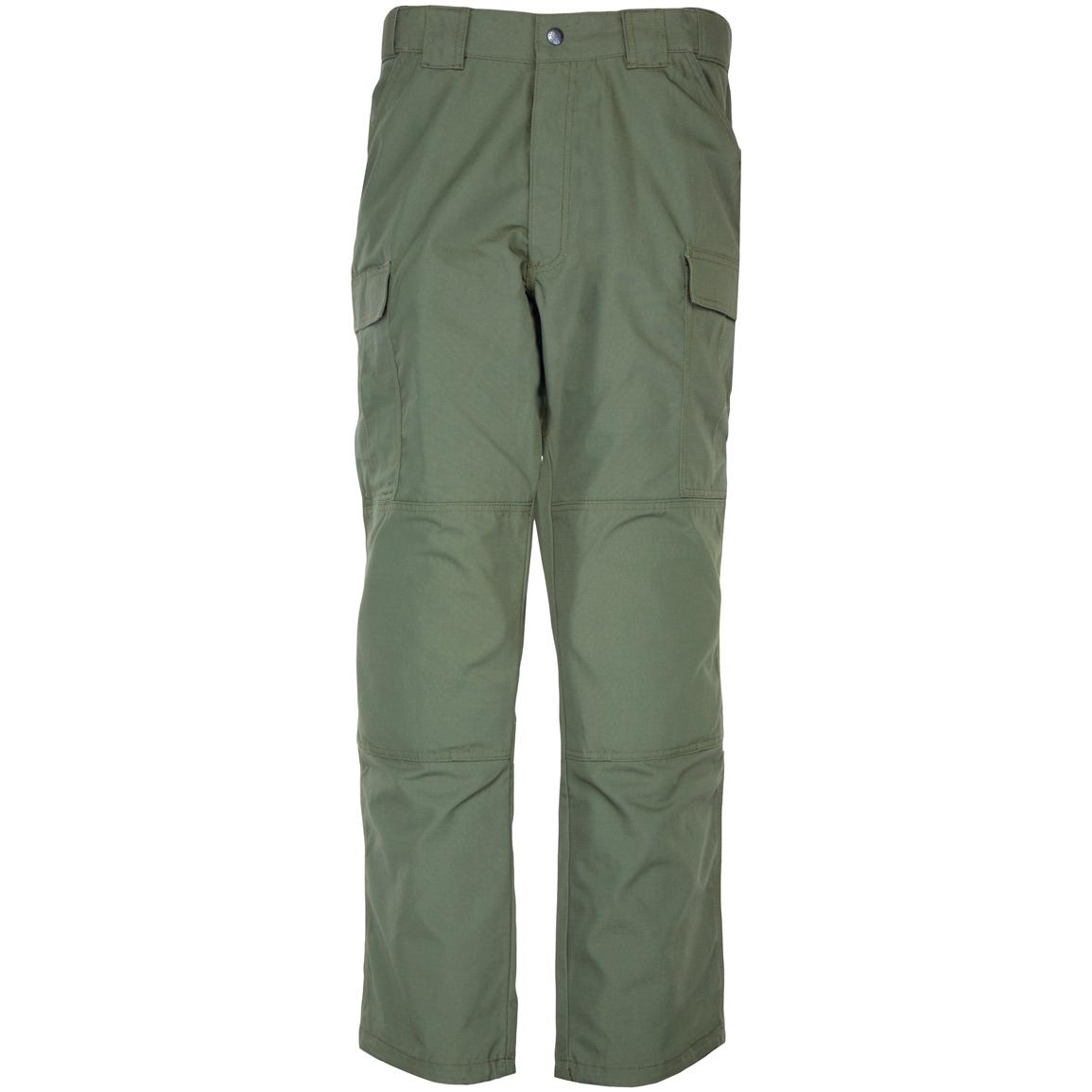 Men's 5.11 Tactical® Ripstop TDU® Pants, TDU Green
