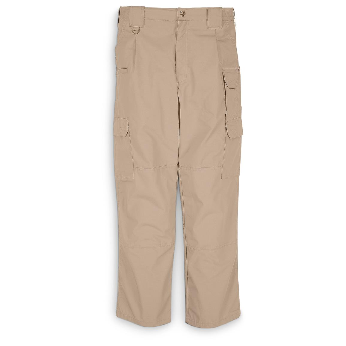 5.11 Men's Tactical Taclite Pro Pants, Stone
