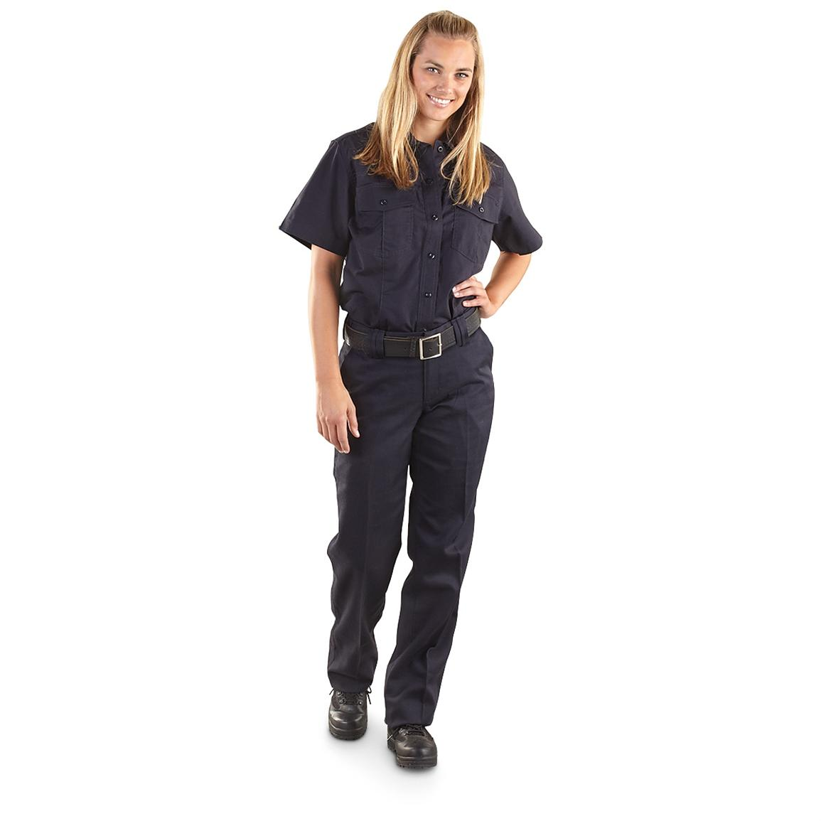 Women's 5.11 Tactical® FR-x3 Short-sleeved Fire-resistant Station Shirt