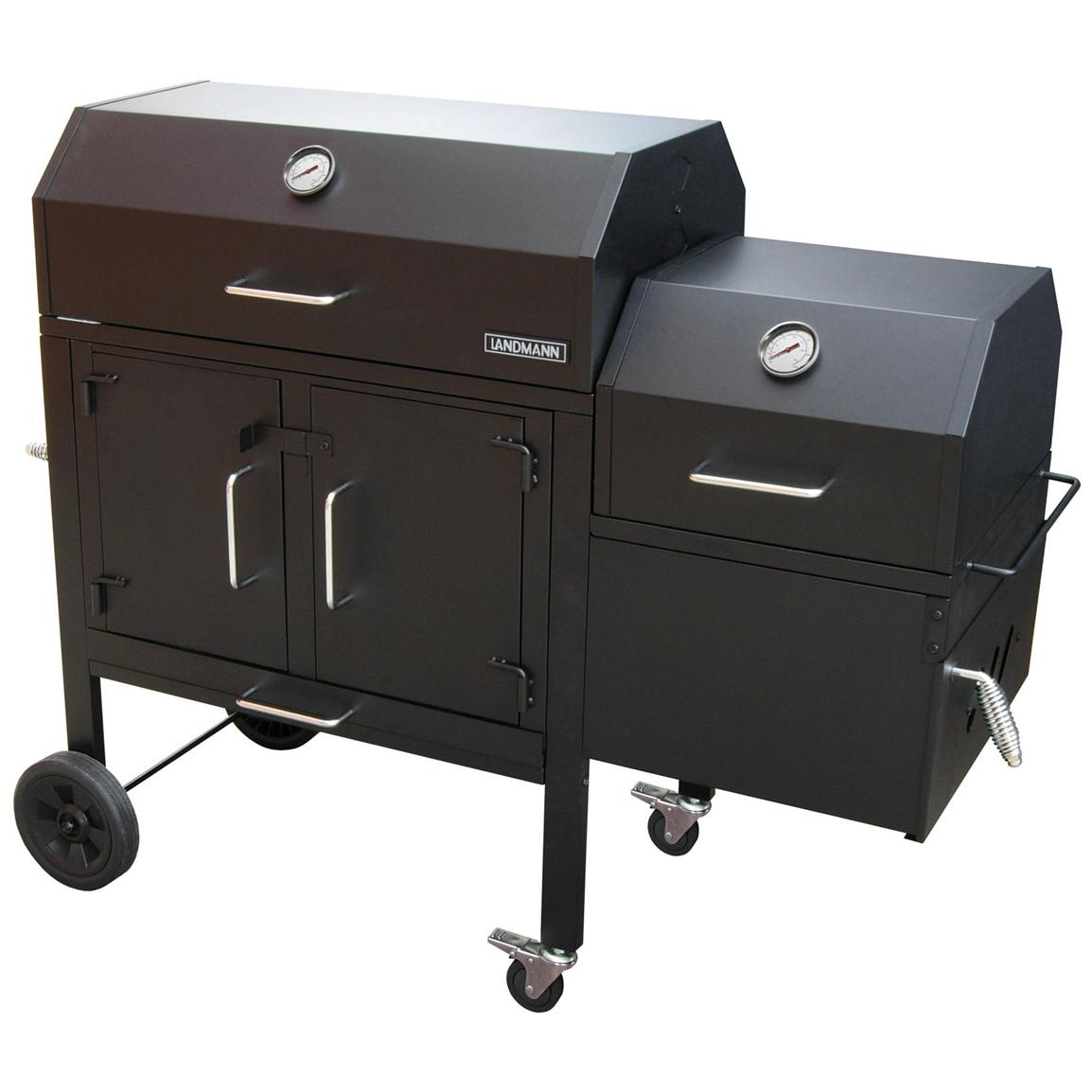 black dog 42xt charcoal grill and smoker 231713 grills smokers at sportsman 39 s guide. Black Bedroom Furniture Sets. Home Design Ideas