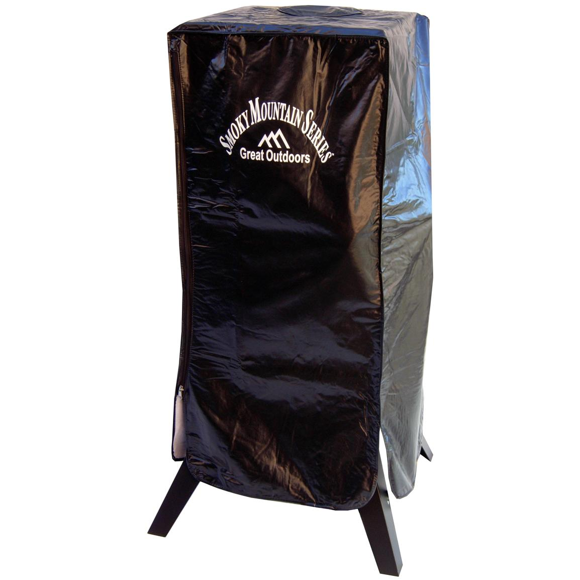 "Wide 34"" Smoker Cover"