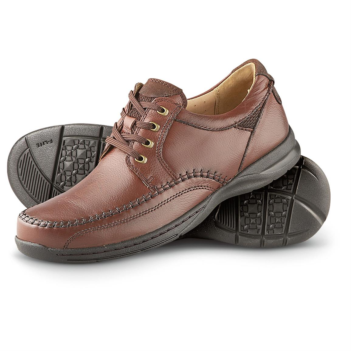 Men's Florsheim® Decatur Lace-up Casual Shoes, Brown