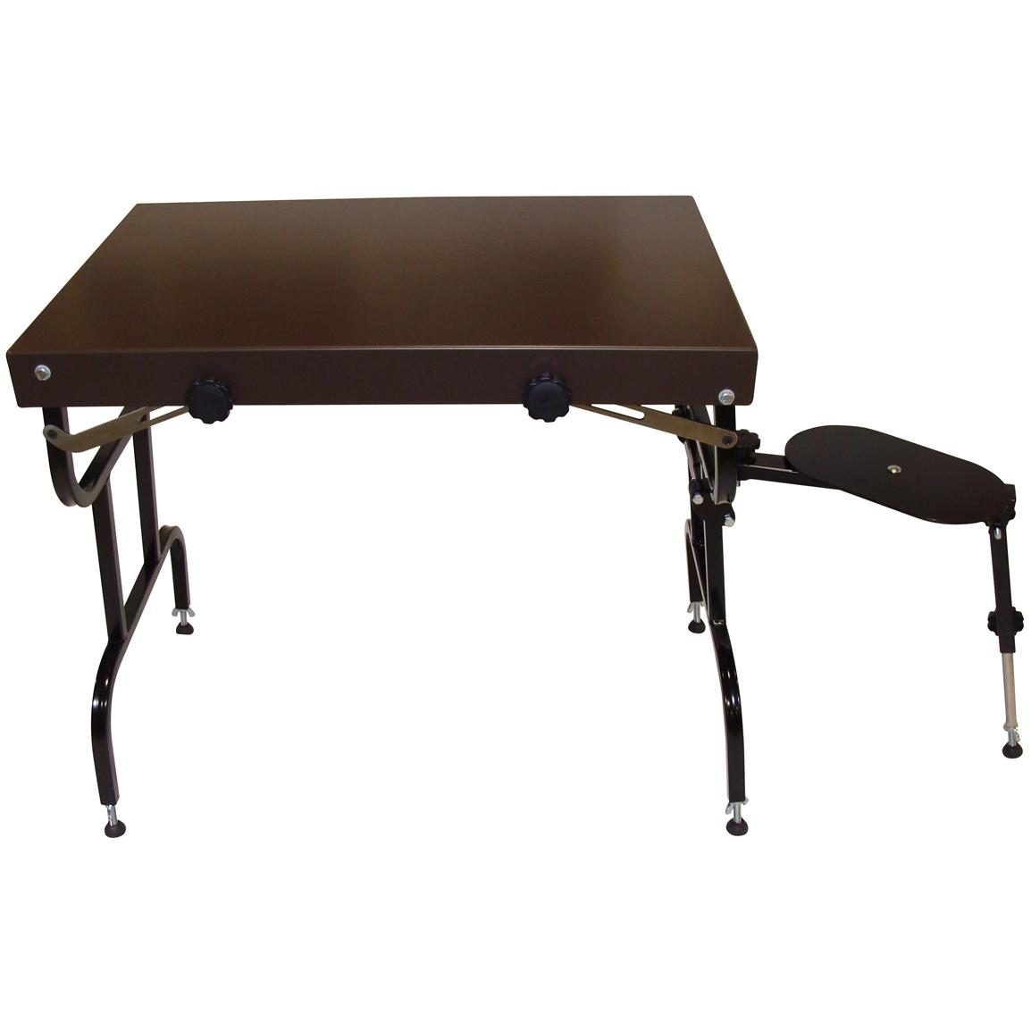 Benchmaster Shooting Table
