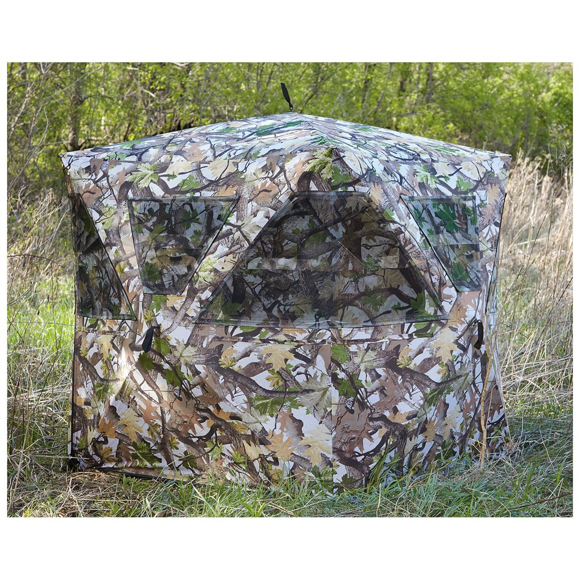 Guide Gear® 5-hub Ground Blind