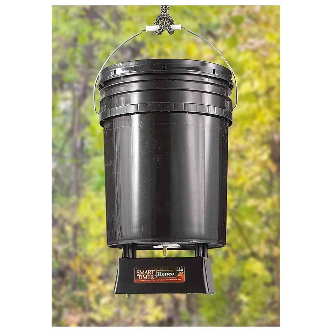 Kenco® Smart Timer™ Feeder Timer with 5-gallon Bucket