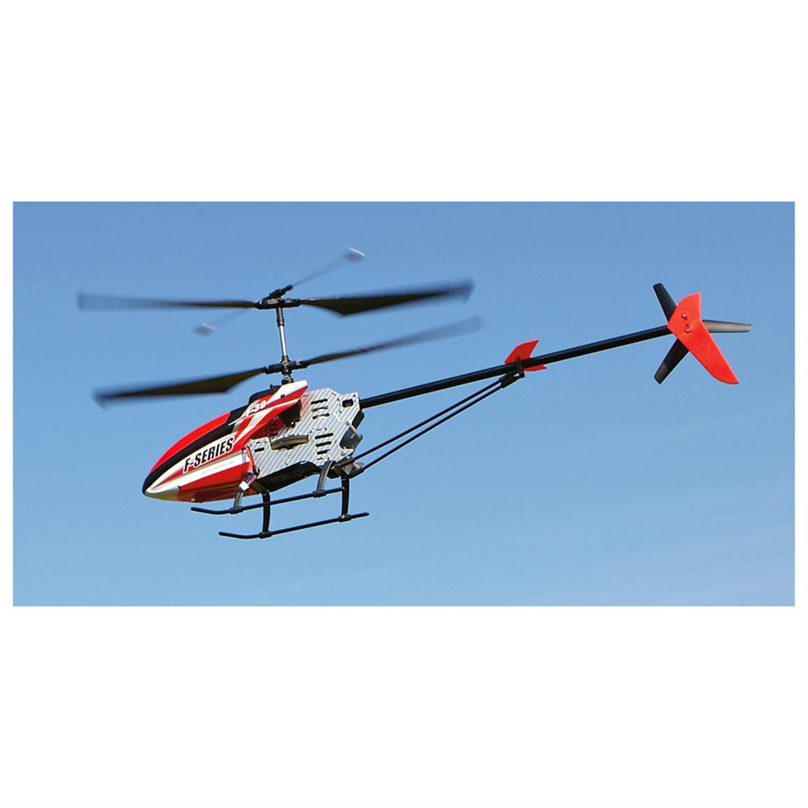 Digital Radio-controlled Super Hobby Helicopter