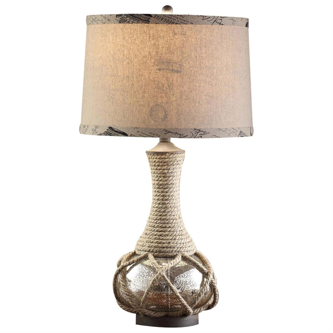 Freeport Table Lamp from Crestview Collection
